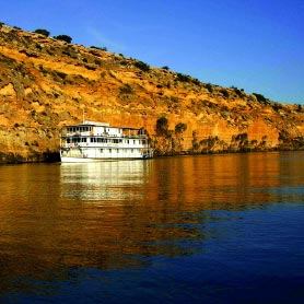 Murray River cruise boat tour, Proud Mary