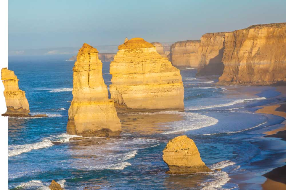 the twelve apostles, great ocean road tour