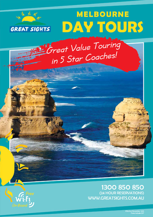 Great Sights Brochure Melbourne